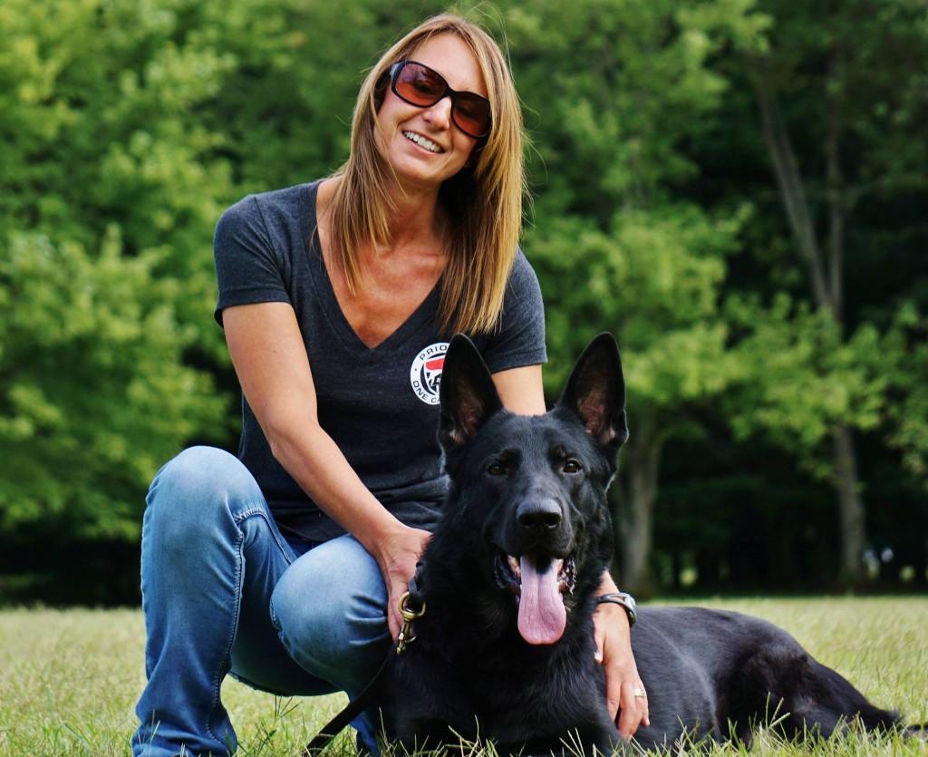 Lori Morrell Sierra Johnson Professional Dog Trainers